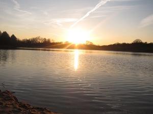 lichtisleven bloemendaal zonsondergang 24-02-2014 (23)