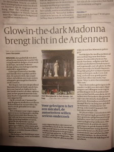 lichtisleven madonna in ardennen 15-03-2014