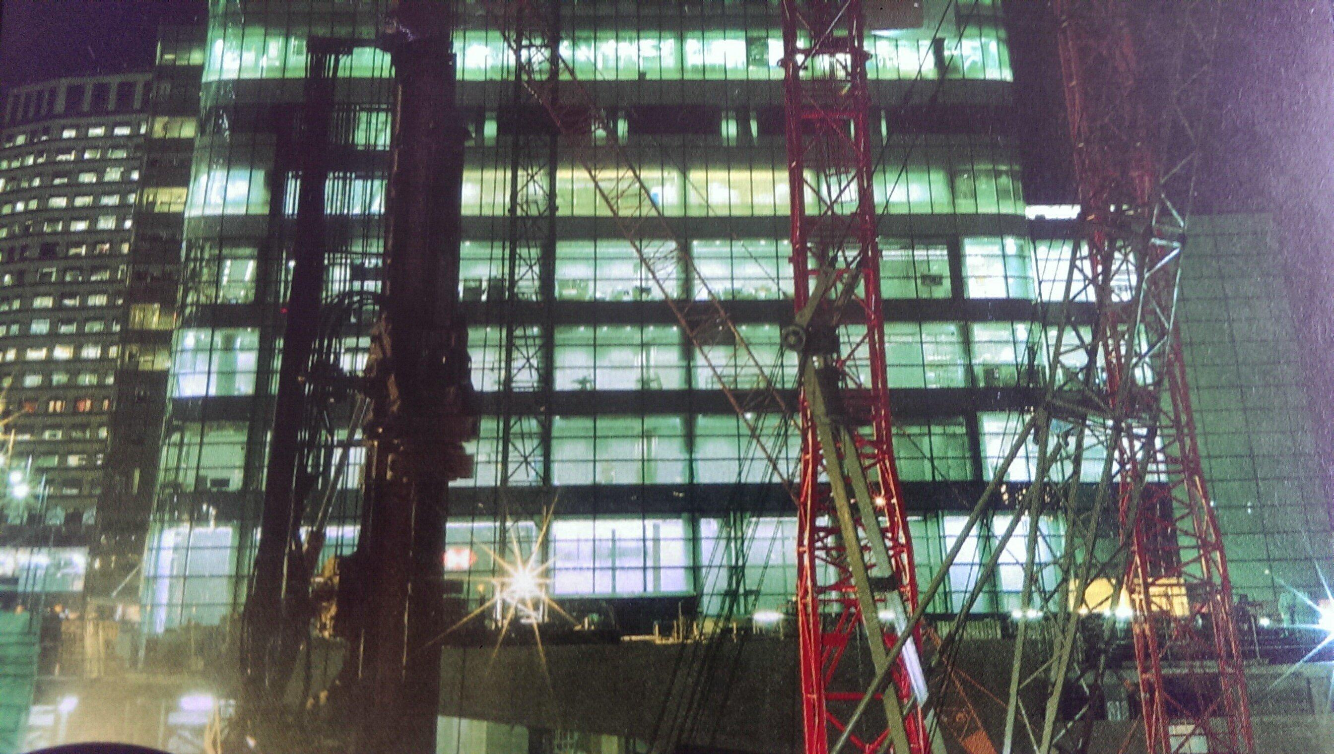 Groen licht op bouwplaatsen | LICHT is LEVEN