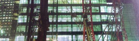 lichtisleven groen bouwlicht