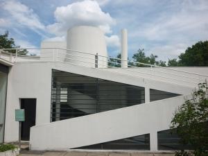 Lichtisleven villa savoye by BF 07-201516