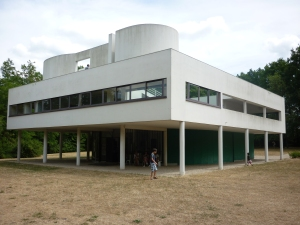 Lichtisleven villa savoye by BF 07-201527