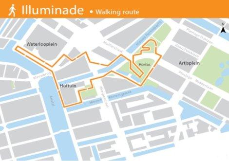 lichtisleven Illuminade Route