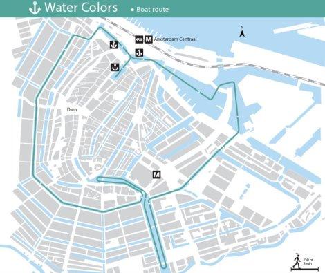 lichtisleven Water Colors Route