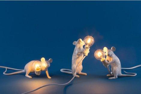 lichtisleven 2017-28 seletti marcantonio mouse lamps