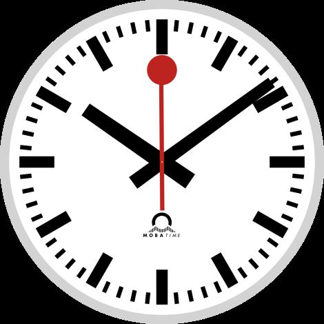 lichtisleven 35-2017 nobelprijs Swiss_railway_clock_2