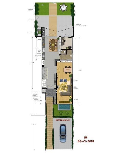 lichtisleven 10-2018 vernieuwbouw woning 13